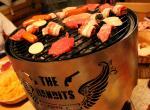The Bandits | Grill & Restaurant Holzkohle Tisch-BBQ